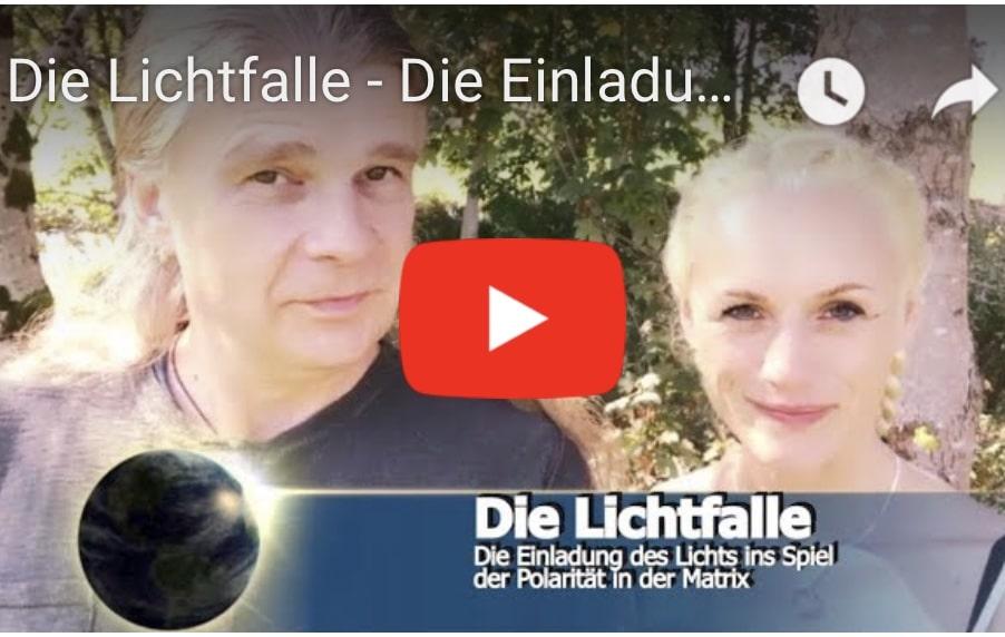 Video: Die Lichtfalle - Einladung in die Matrix
