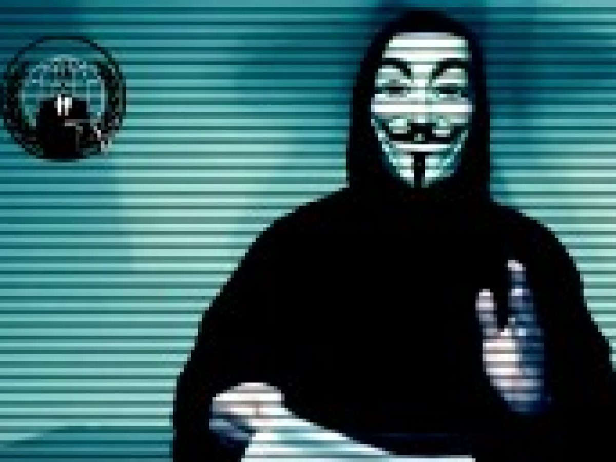 Infokrieg: We are Anonymous