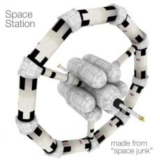 Corey-smith-goode-space-station-from-junk