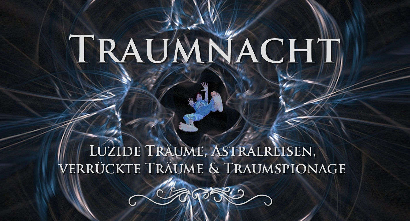 Traumnacht: Ufos am Himmel