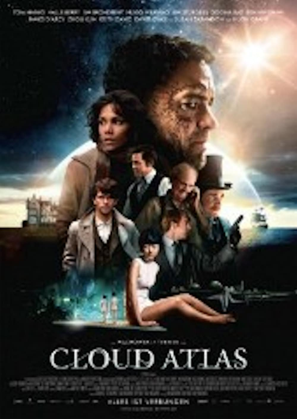 Filmkritik: Cloud Atlas