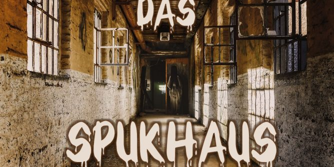 Traumnacht: Das alte Spukhaus in England (Haunted Lost Space)
