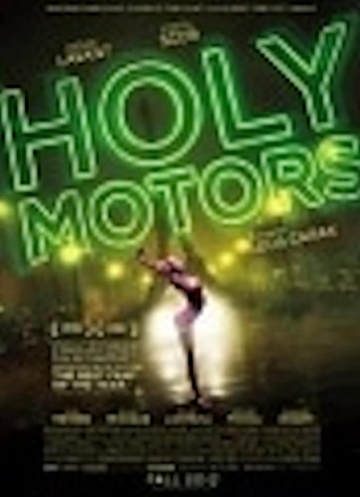 Holy Motors - bei ARTE