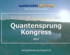 "Interview: Online-Kongress ""Quantensprung"""