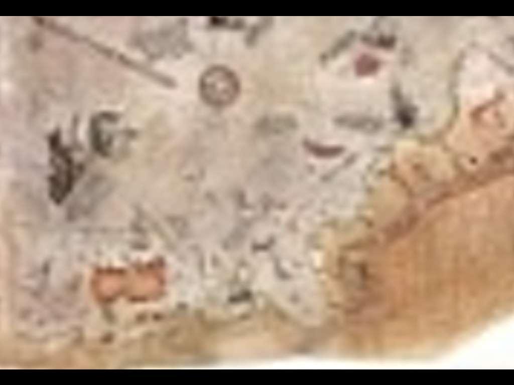500 Jahre alte Karte zeigt andere Vergangenheit