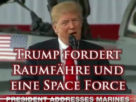 trump-fordert-space-force