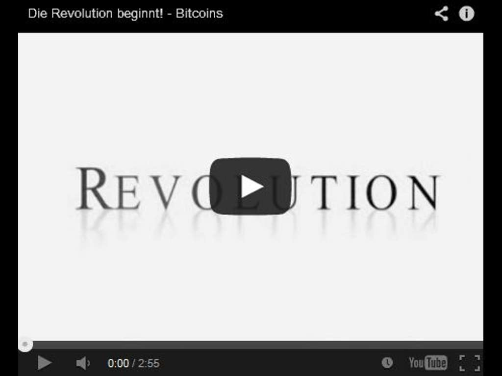 Bitcoins Revolution